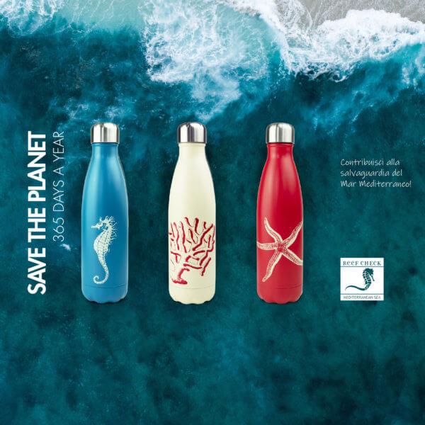 Bottiglia termica Reef Check WD LyfeStile